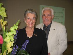 Ossie and Elaine Rentsch
